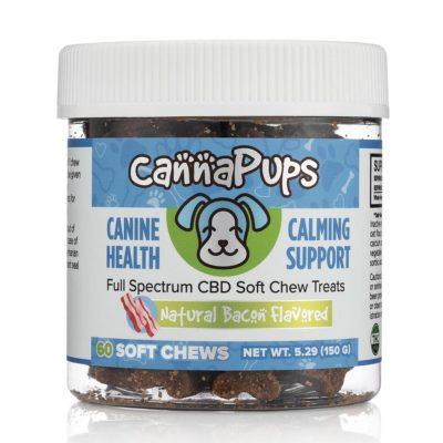 cbd cannapup soft chews