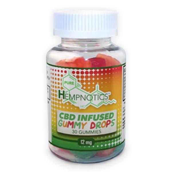 cbd nicole broad spectrum gummy drops 1