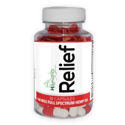 cbd relief capsules 2